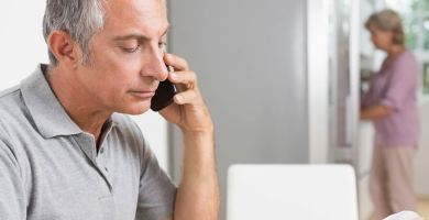 Counselling on Telephone